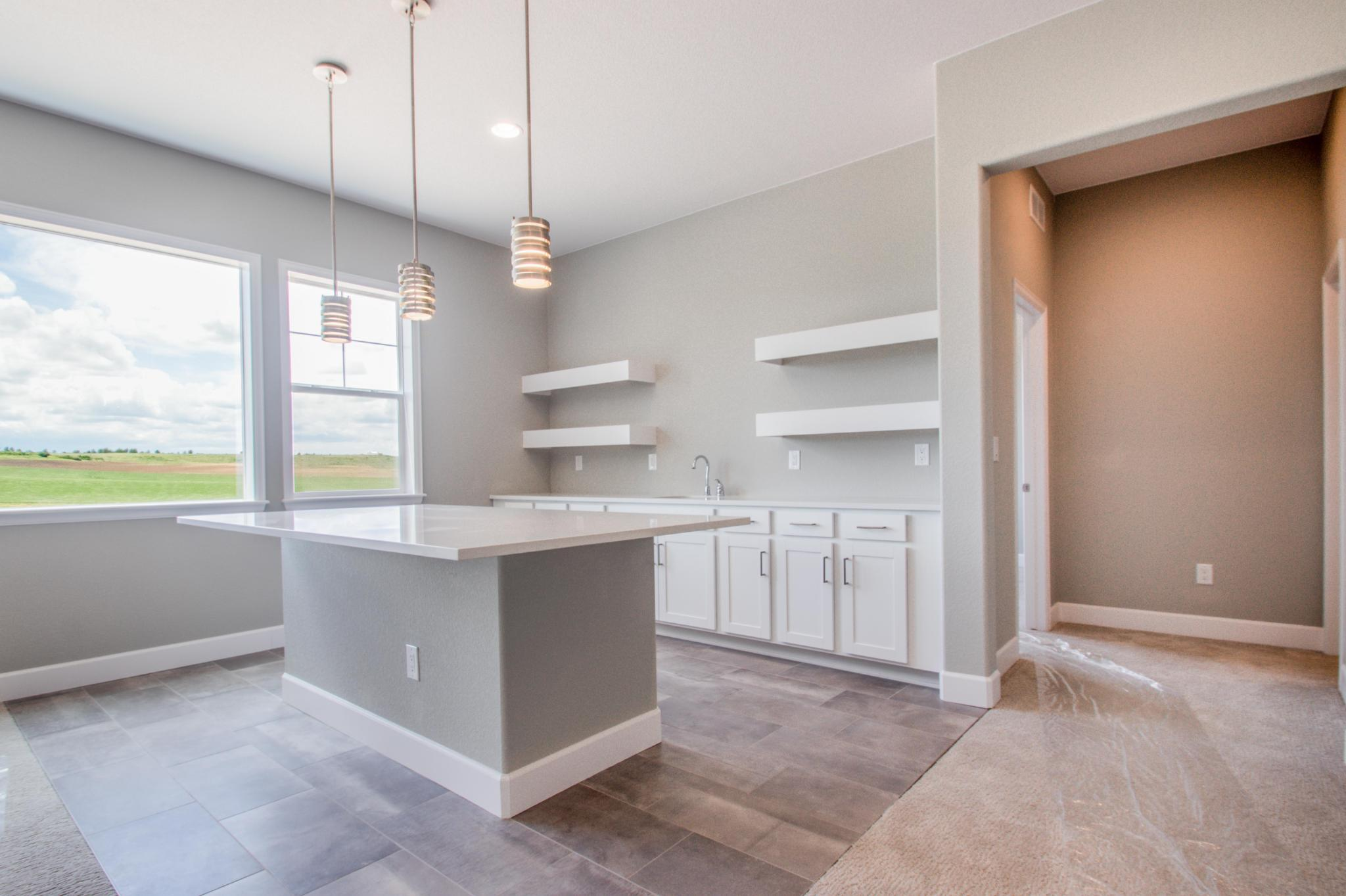 Kitchen featured in the Owen By Lokal Homes in Denver, CO