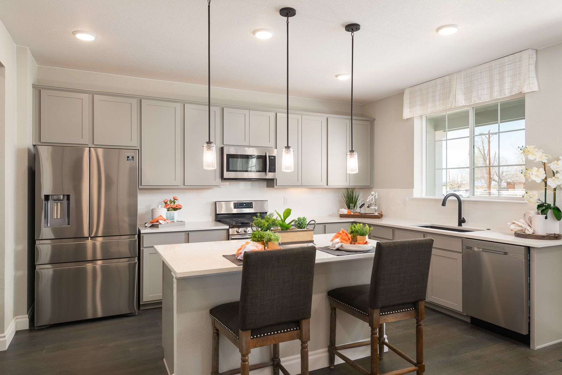 Kitchen featured in the Christian By Lokal Homes in Denver, CO