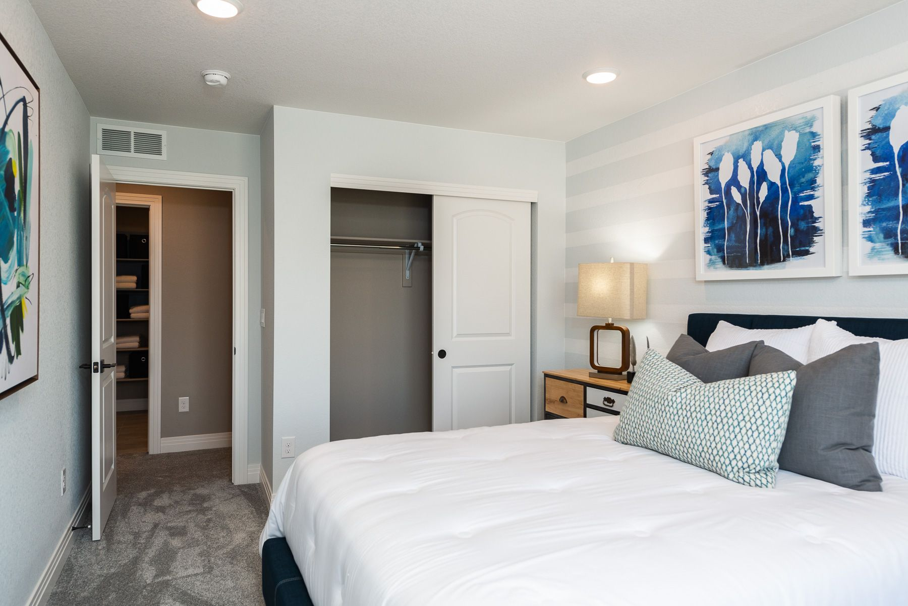 Bedroom featured in the Brett By Lokal Homes in Denver, CO