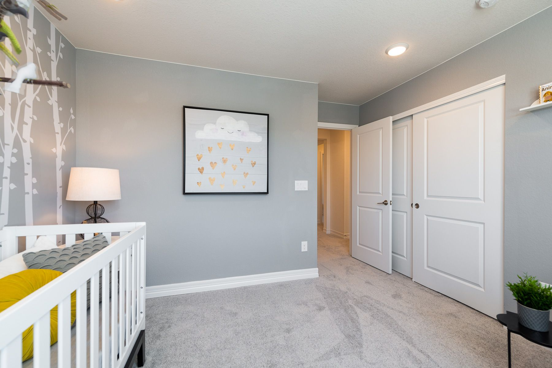 Bedroom featured in the Calvin By Lokal Homes in Denver, CO