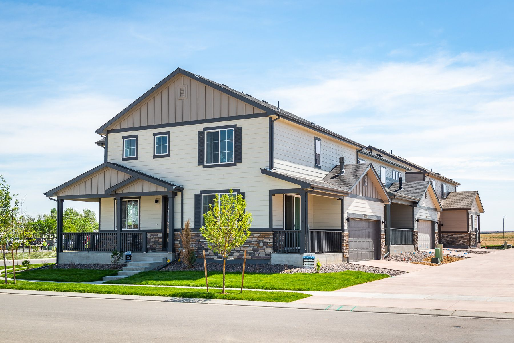 Exterior featured in the Madison By Lokal Homes in Denver, CO