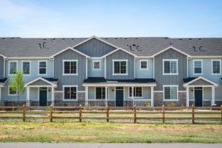 Brett - The Pointe At Buffalo Run: Commerce City, Colorado - Lokal Homes