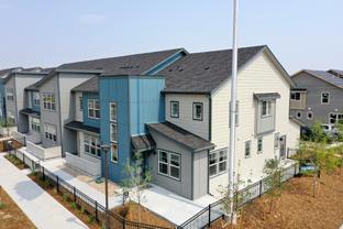 Everett - The District at Victory Ridge: Colorado Springs, Colorado - Lokal Homes