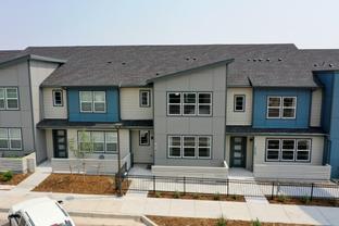 Kaeleigh: Dual Master - The District at Victory Ridge: Colorado Springs, Colorado - Lokal Homes