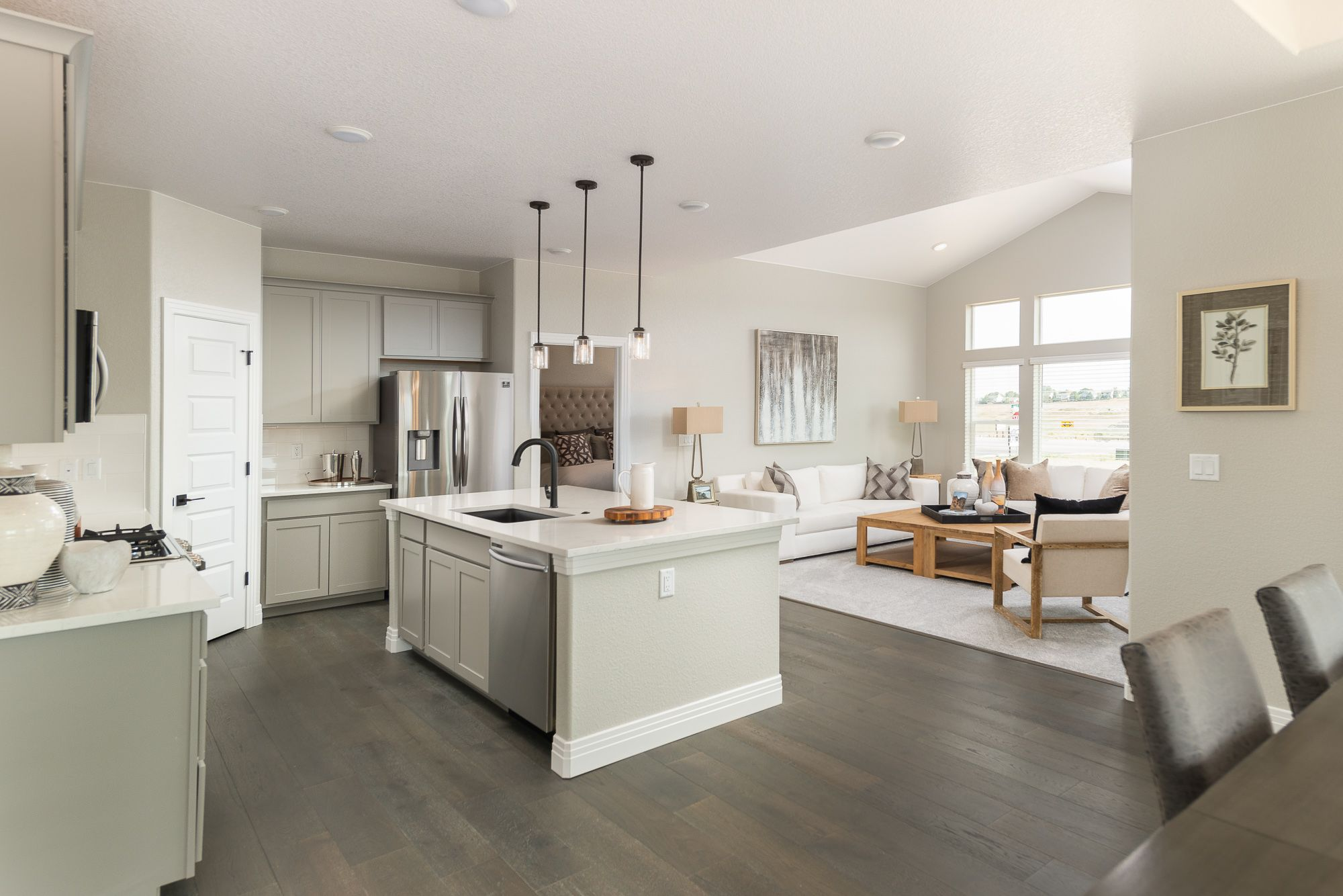 Kitchen featured in the Stella By Lokal Homes in Fort Collins-Loveland, CO