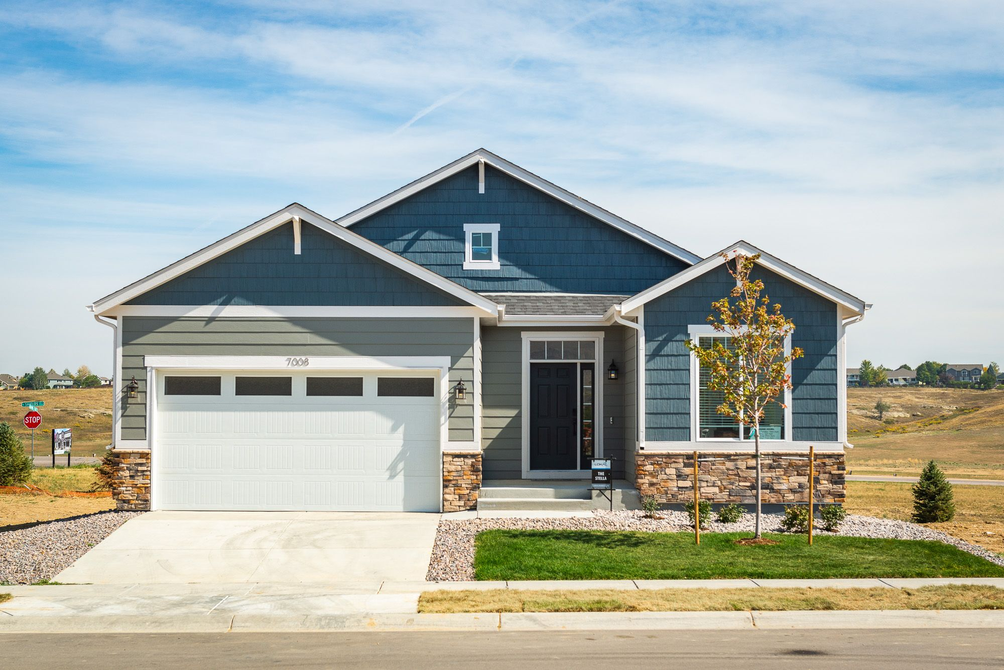 Exterior featured in the Stella By Lokal Homes in Fort Collins-Loveland, CO