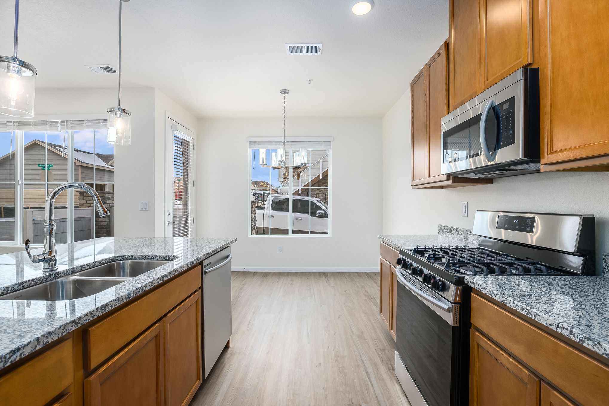 Kitchen featured in the Kelly By Lokal Homes in Denver, CO