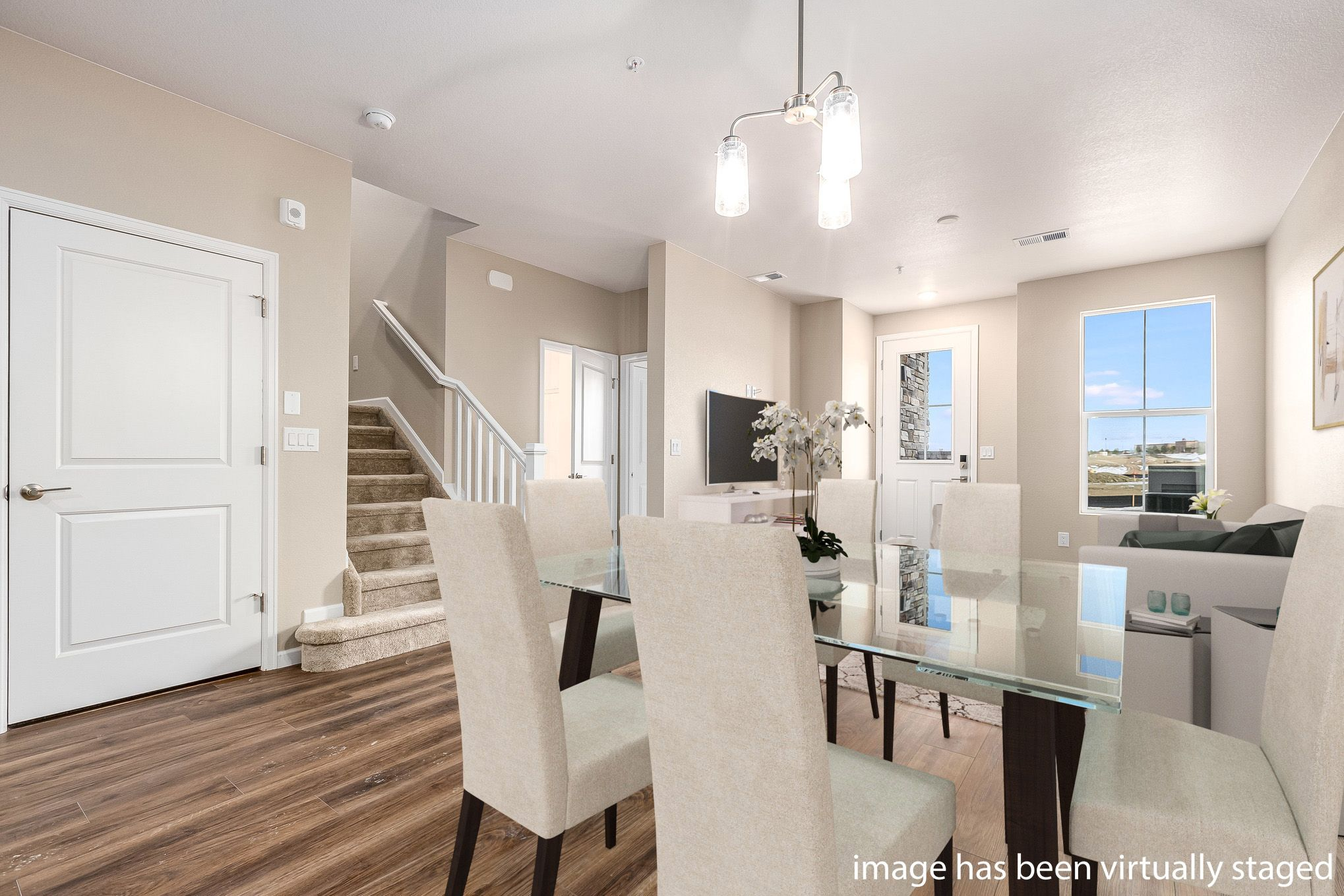 Living Area featured in the Callahan By Lokal Homes in Denver, CO