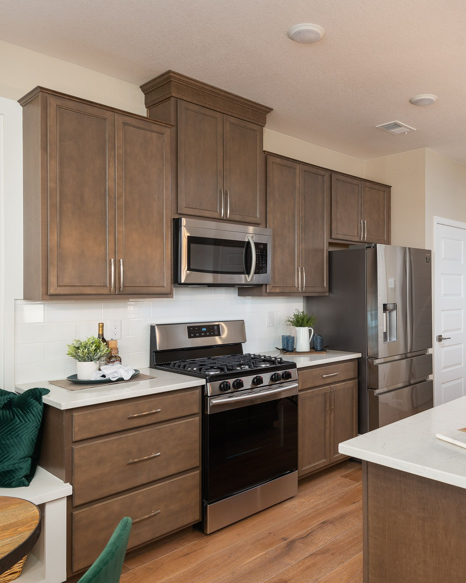 Kitchen featured in the Carlos By Lokal Homes in Denver, CO