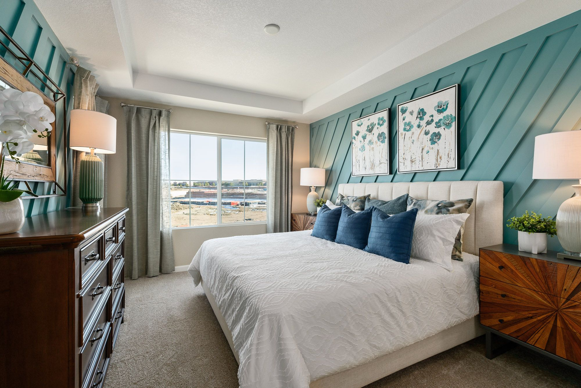 Bedroom featured in the Carlos By Lokal Homes in Denver, CO
