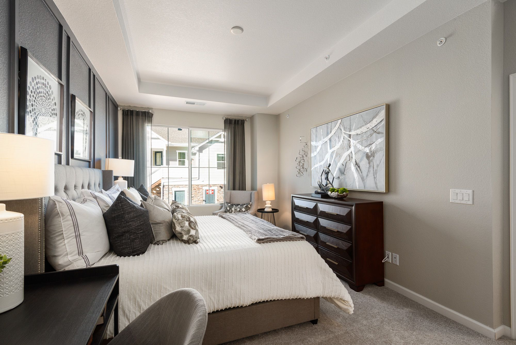 Bedroom featured in the Aiden By Lokal Homes in Denver, CO