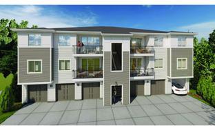 Emery with Garage - Presidio Point: Colorado Springs, Colorado - Lokal Homes