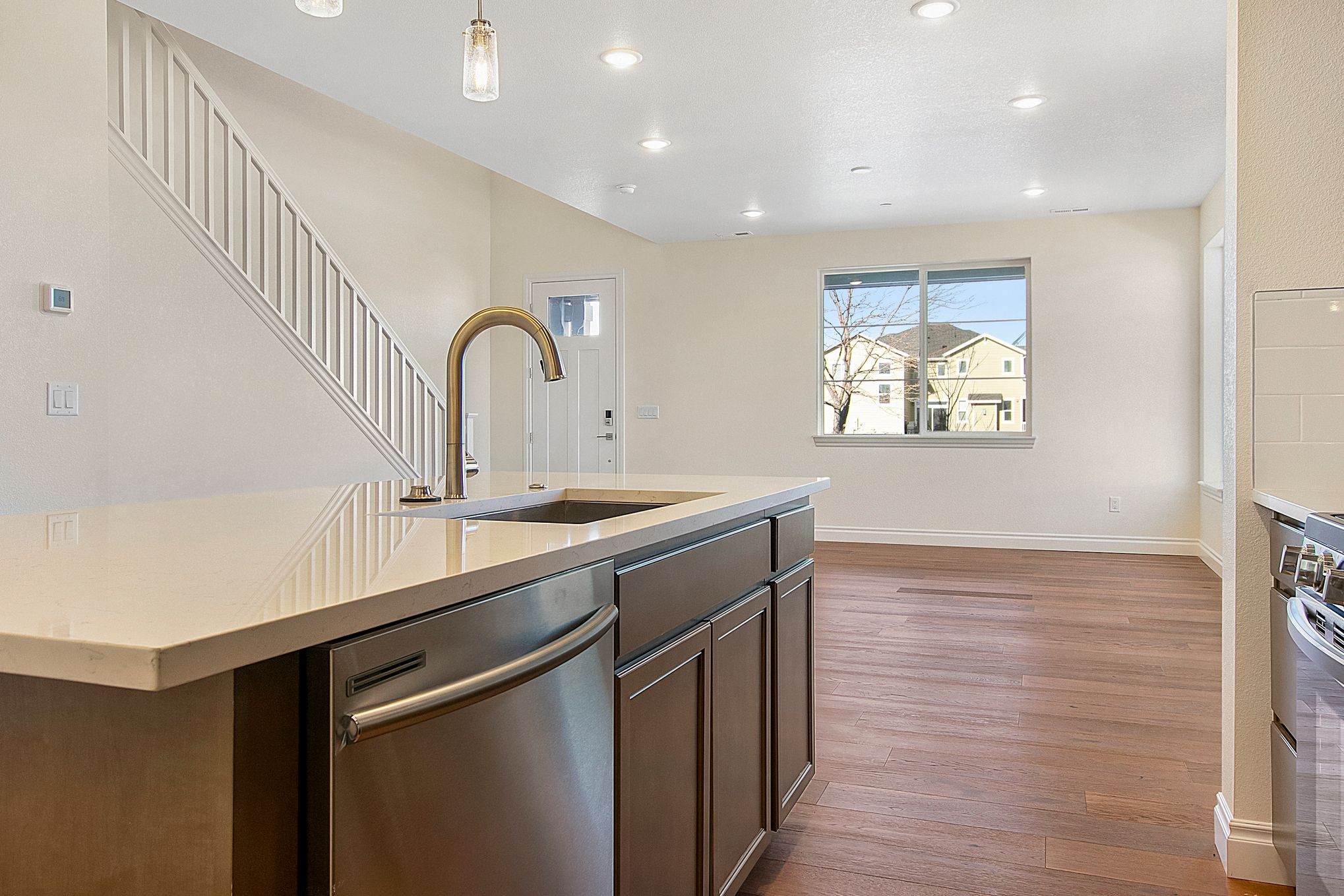 Kitchen featured in the McKenna By Lokal Homes in Colorado Springs, CO