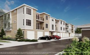Gateway Commons by Lokal Homes in Denver Colorado