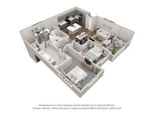 Addisyn II - Gateway Commons: Denver, Colorado - Lokal Homes