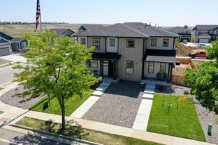 Everett - The Reserve at Registry Ridge: Fort Collins, Colorado - Lokal Homes