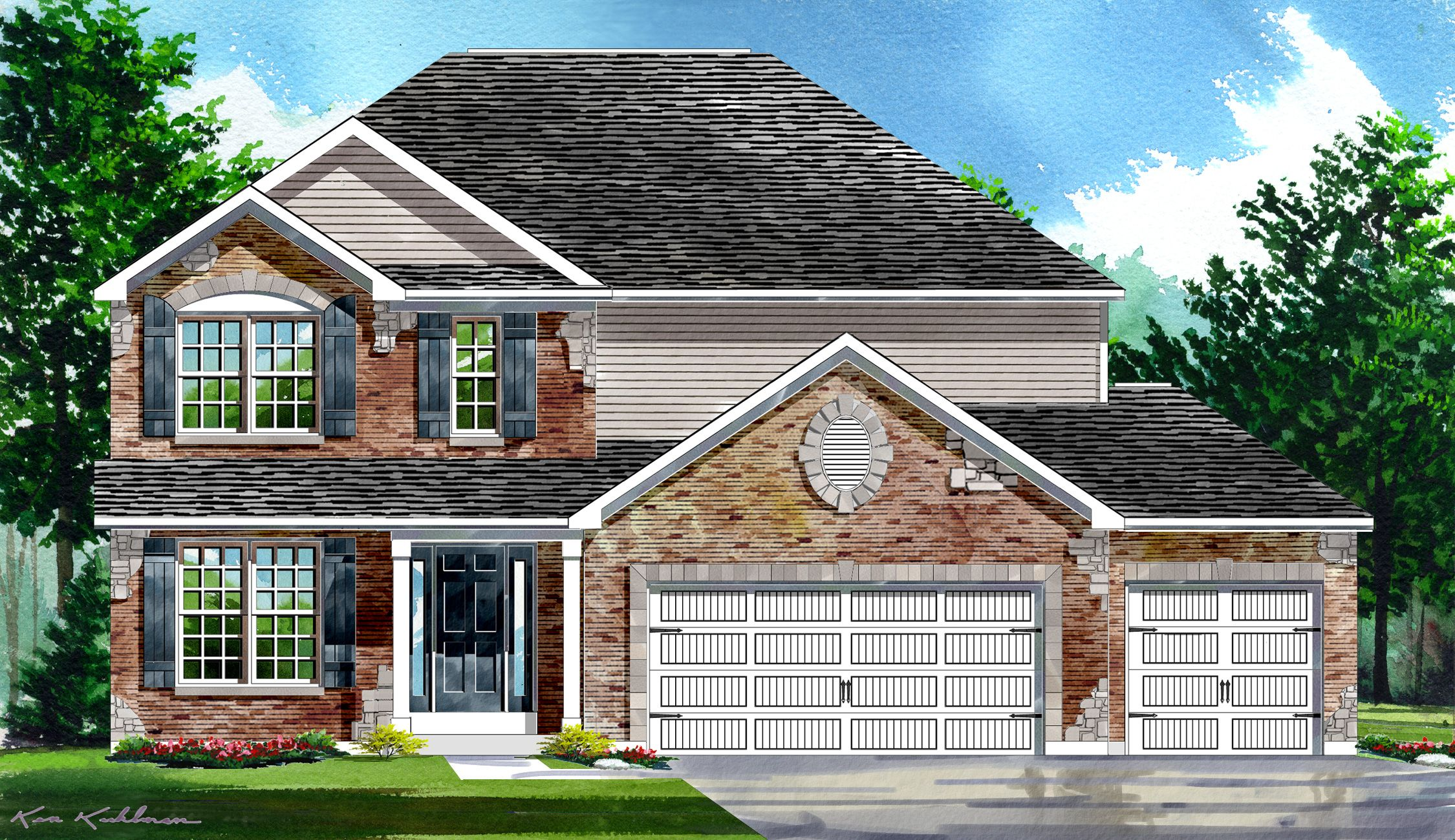 Exterior featured in The Lakeland By Lombardo  in St. Louis, MO