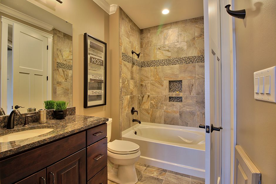 Bathroom featured in The Villanueva By Lombardo  in St. Louis, MO