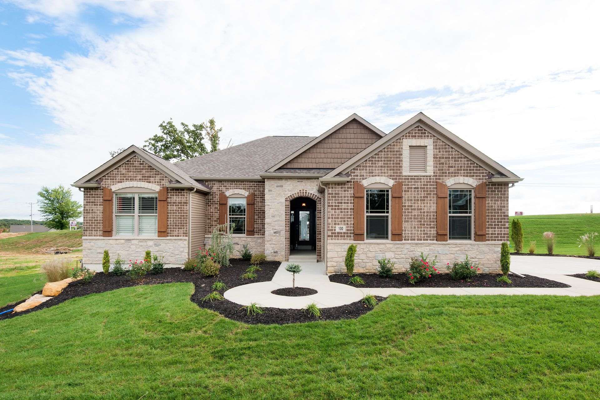 Search wentzville new homes find new construction in for Home builders missouri