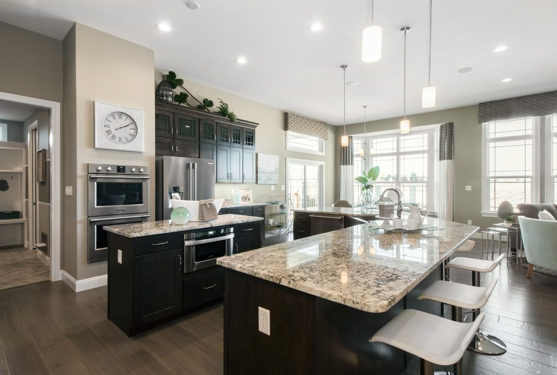 Kitchen featured in The Glacier By Lombardo  in St. Louis, MO