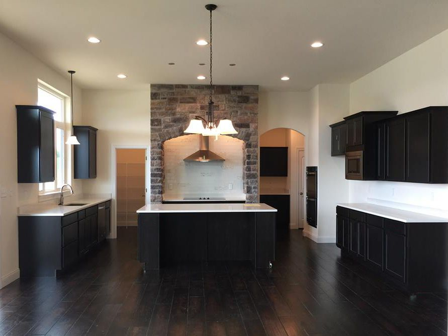 Kitchen featured in The Ozark By Lombardo  in St. Louis, MO