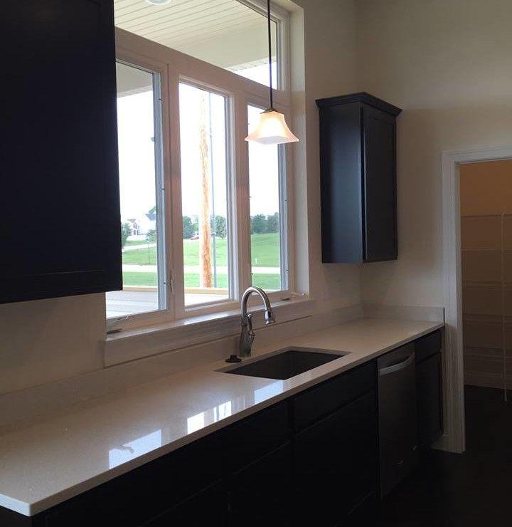 Kitchen-in-The Ozark-at-East Hampton Woods-in-Wentzville