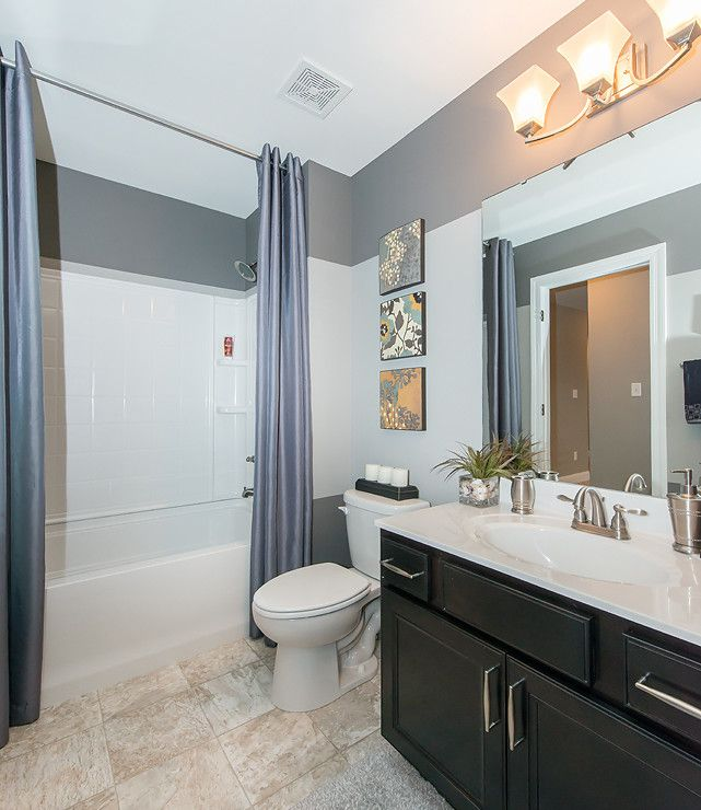 Bathroom featured in The Rainier By Lombardo  in St. Louis, MO