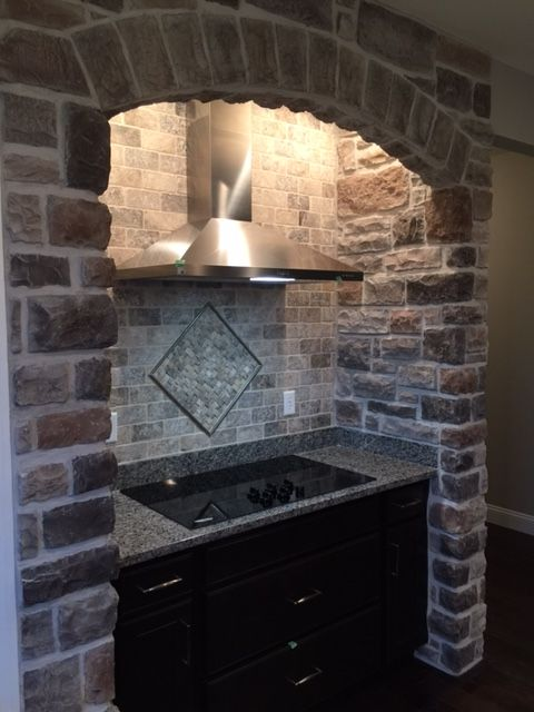 Kitchen-in-The Shenandoah-at-East Hampton Woods-in-Wentzville