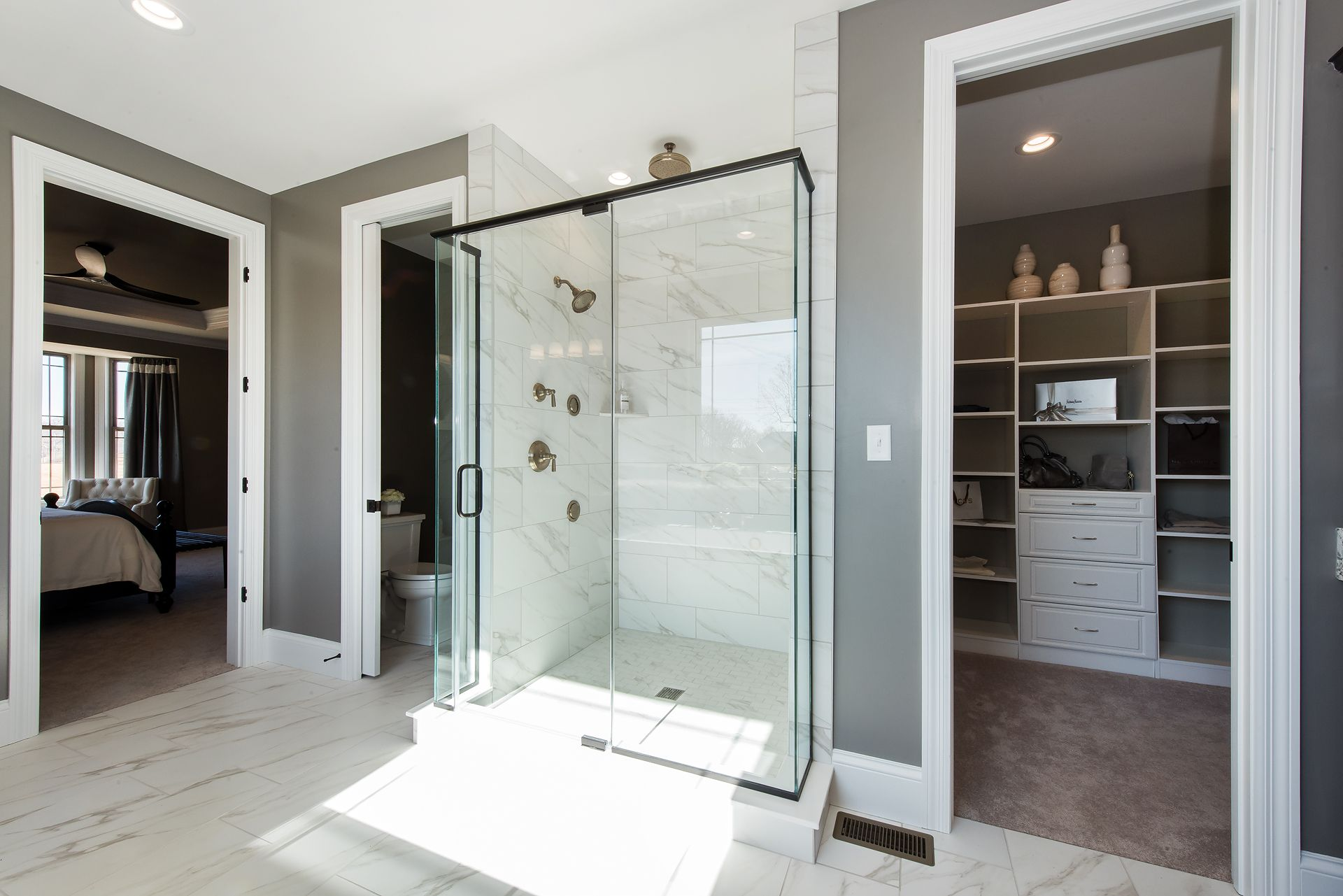 Bathroom featured in The Raleigh II By Lombardo  in St. Louis, MO