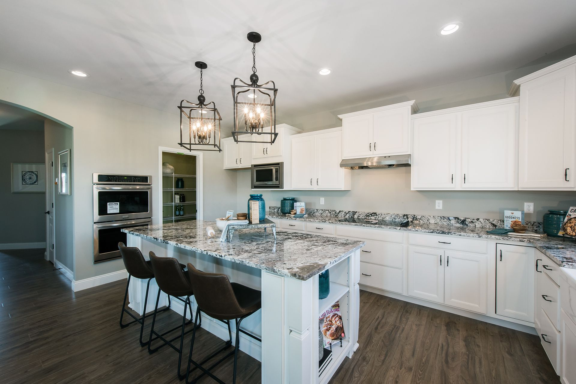 Kitchen-in-The Lakeland-at-Winterbrooke-in-Saint Charles