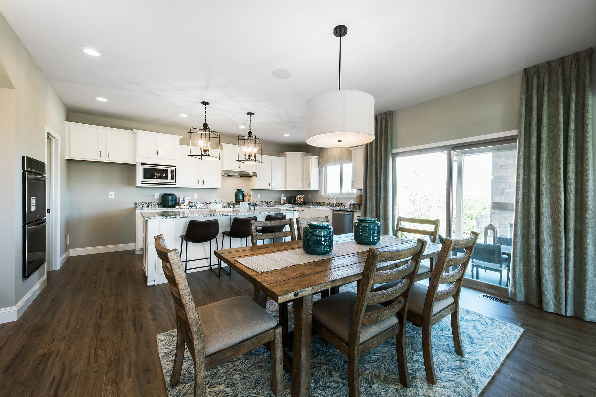 Kitchen featured in The Lakeland By Lombardo  in St. Louis, MO