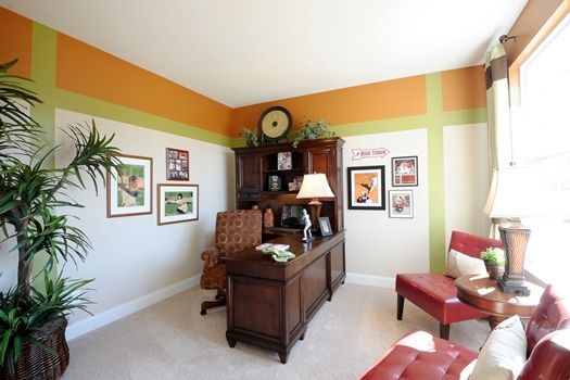 Living Area featured in The Forest By Lombardo  in St. Louis, MO