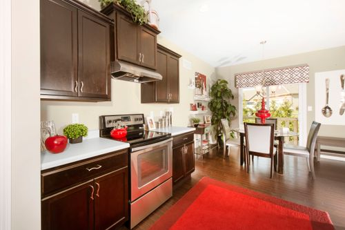 Kitchen-in-The Alcott-at-Brookside-in-O Fallon