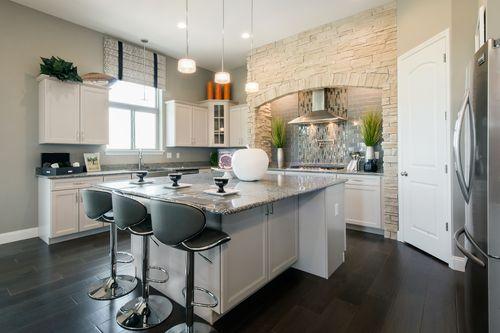Kitchen-in-The Indigo-at-East Hampton Woods-in-Wentzville