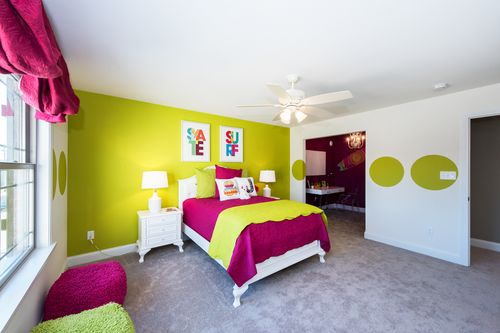 Bedroom-in-The Raleigh-at-Bluffs at Windcastle-in-Saint Charles