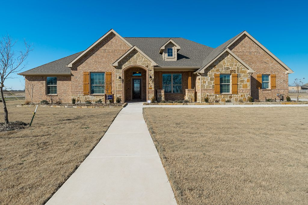 New Homes In Godley Tx