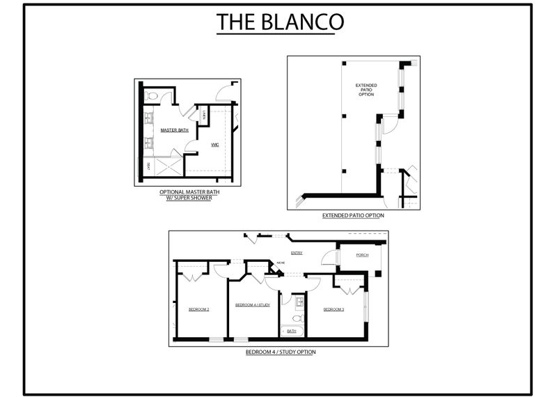 Blanco Plan Options