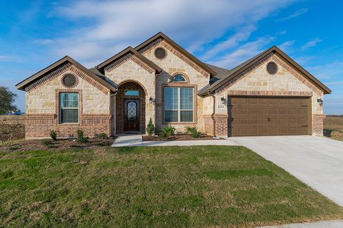 Innisbrook Place By Riverside Homebuilders In Fort Worth Texas