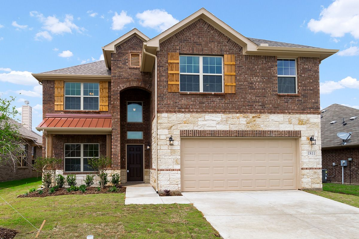 New Construction Homes And Floor Plans In Gainesville Tx