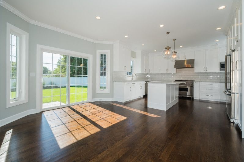 Kitchen featured in the Plan 54 By Love Where You Live Homes in Bridgeport, CT