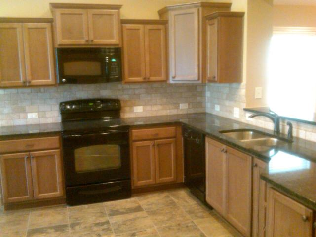 Kitchen featured in the Cameron - StoneyBrooke Plantation By Lowder New Homes in Montgomery, AL