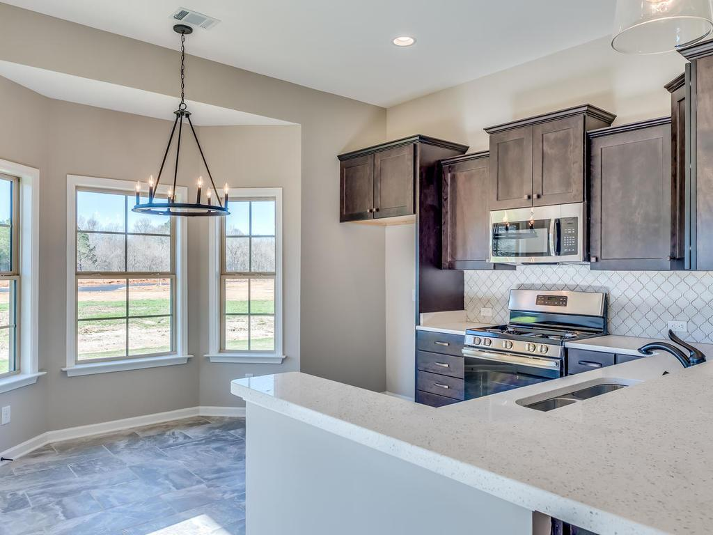 Kitchen featured in the Dover - StoneyBrooke Plantation By Lowder New Homes in Montgomery, AL