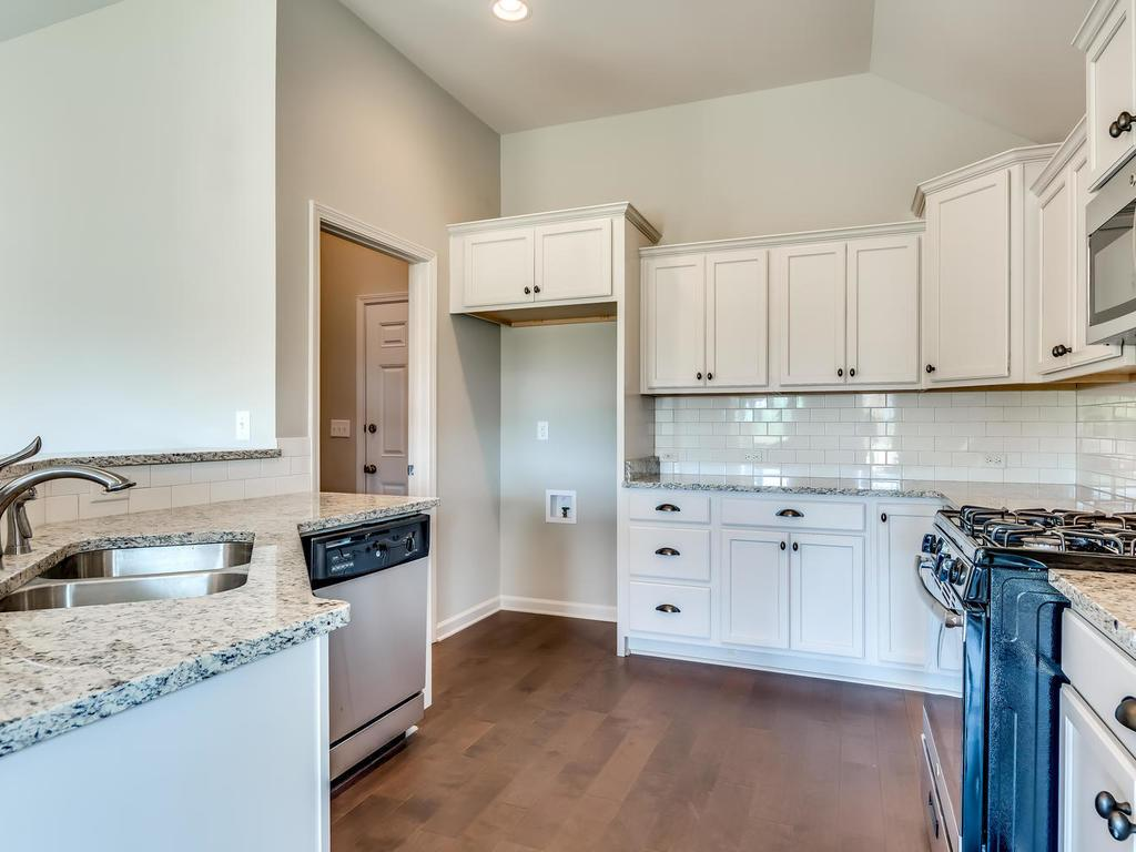 Kitchen featured in the Ashton - StoneyBrooke Plantation By Lowder New Homes in Montgomery, AL