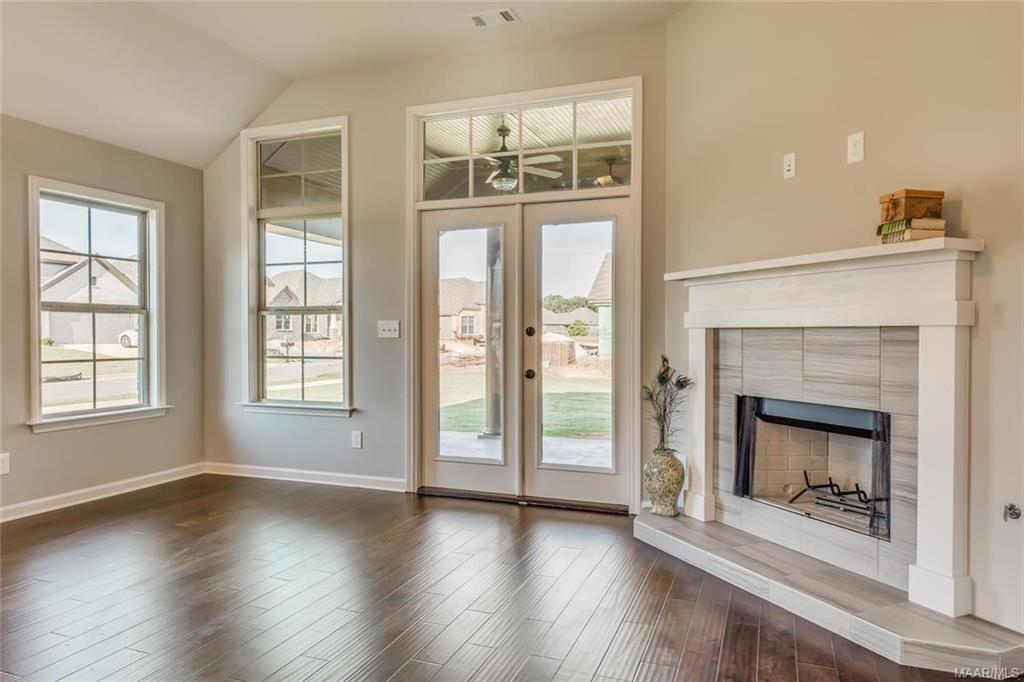 Living Area featured in the Carlton - StoneyBrooke Plantation By Lowder New Homes in Montgomery, AL