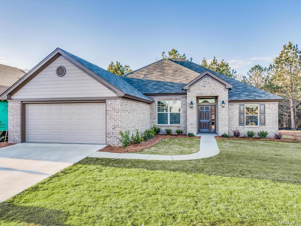 Exterior featured in the Merrill - StoneyBrooke Plantation  By Lowder New Homes in Montgomery, AL