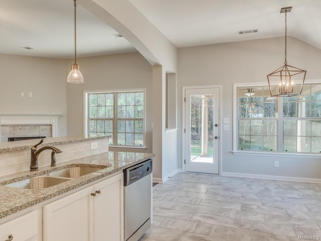 Kitchen featured in the Merrill - StoneyBrooke Plantation  By Lowder New Homes in Montgomery, AL