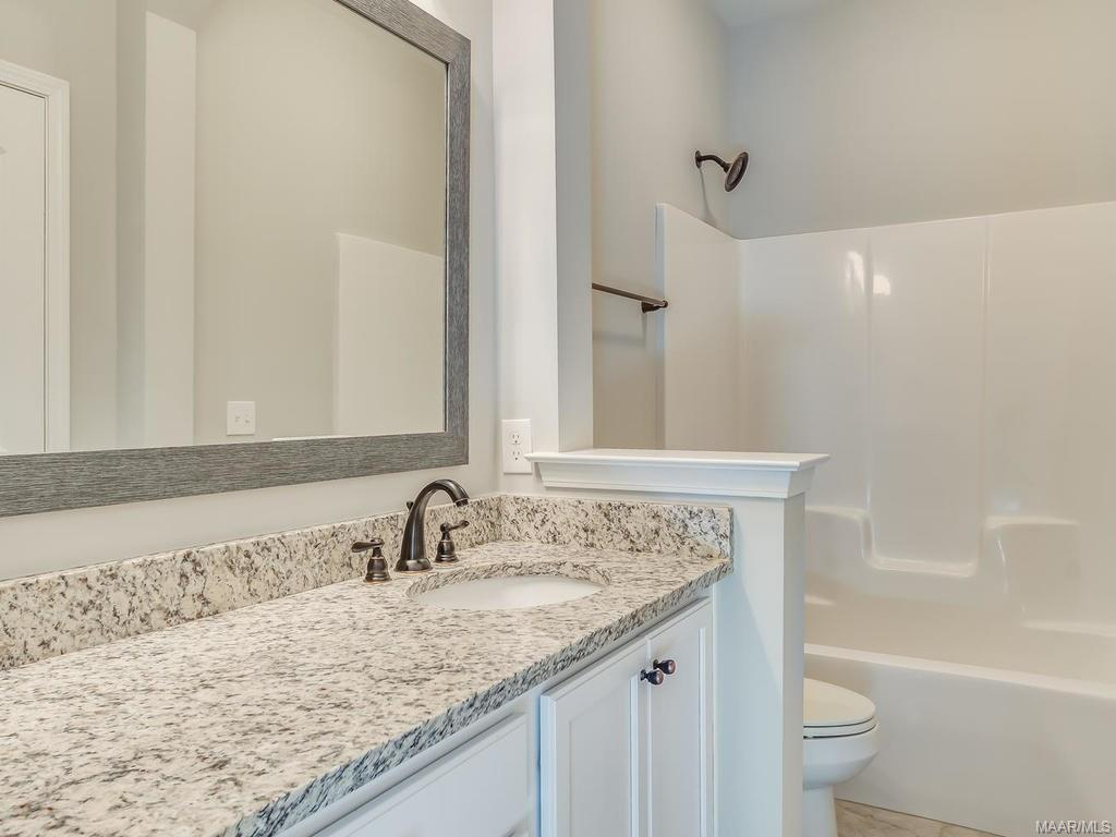 Bathroom featured in the Merrill - StoneyBrooke Plantation  By Lowder New Homes in Montgomery, AL