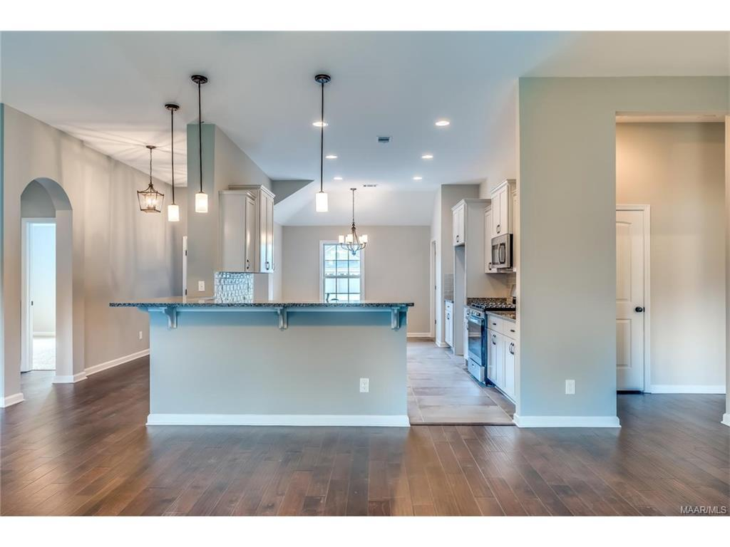 Kitchen featured in the Kelsey - StoneyBrooke Plantation By Lowder New Homes in Montgomery, AL