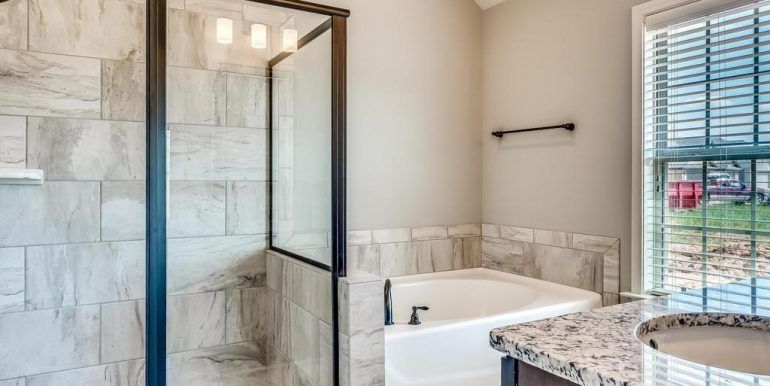 Bathroom featured in the Belmont - StoneyBrooke Plantation By Lowder New Homes in Montgomery, AL