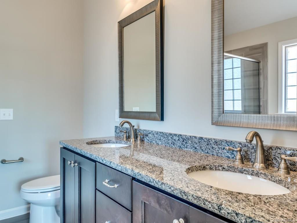 Bathroom featured in the Ashton - StoneyBrooke Plantation By Lowder New Homes in Montgomery, AL